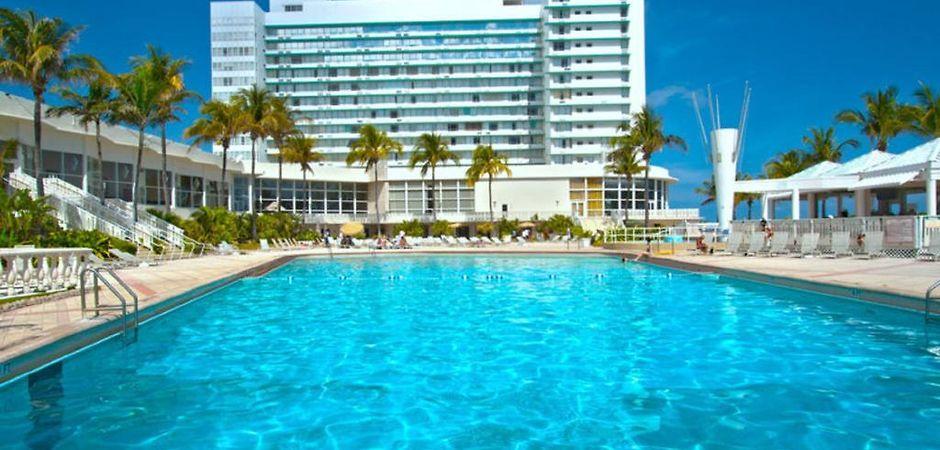 Deauville Beach Resort Miami Fl